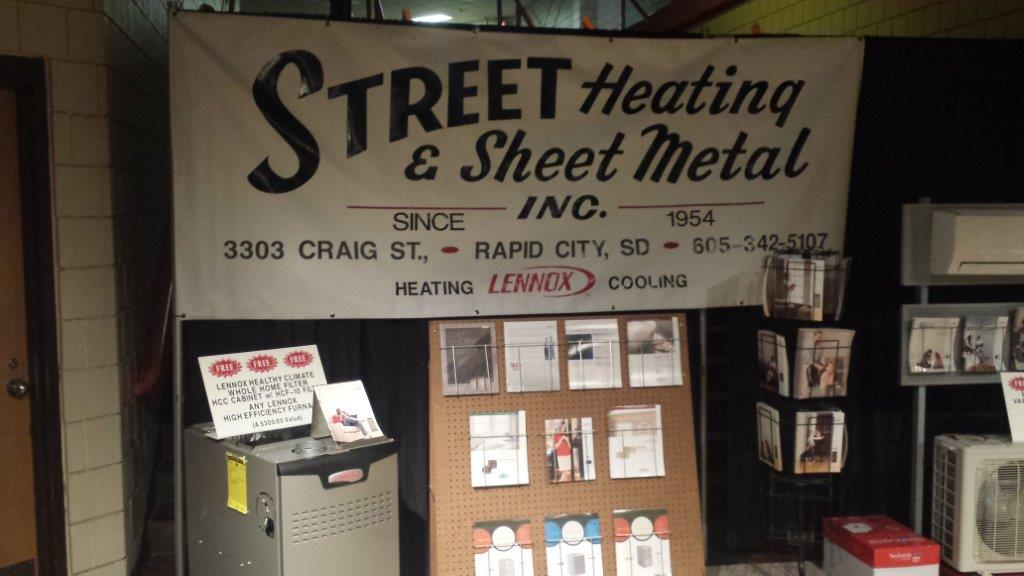 Street Heating Home Show