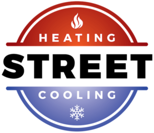 Street Heating and Cooling logo